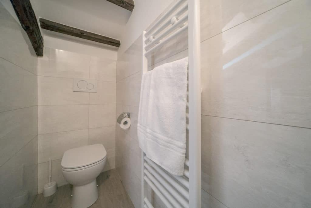 Small bathroom - Ca' del Capitano Apartment
