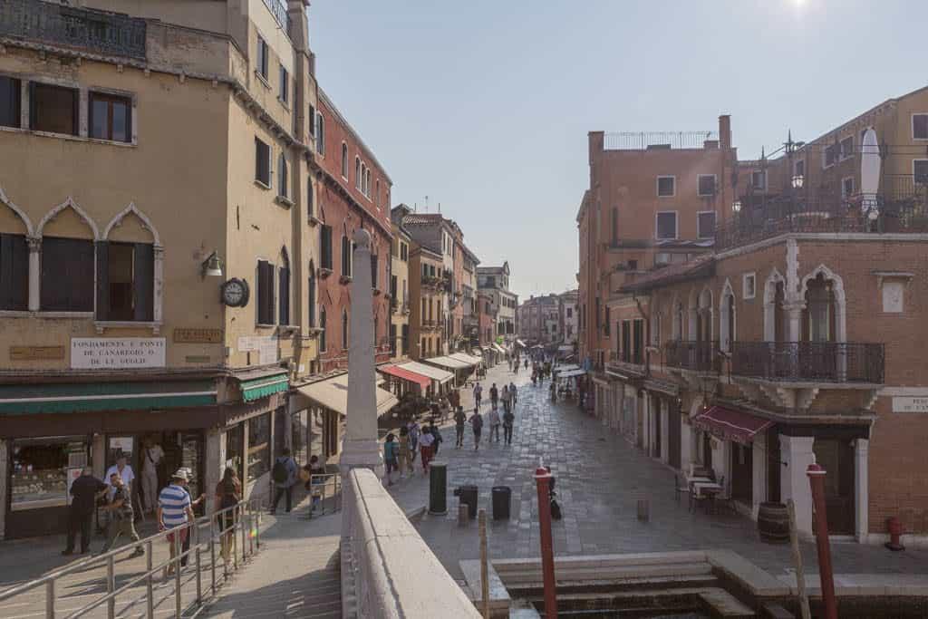 Venezia - Cannaregio - Ponte delle Guglie