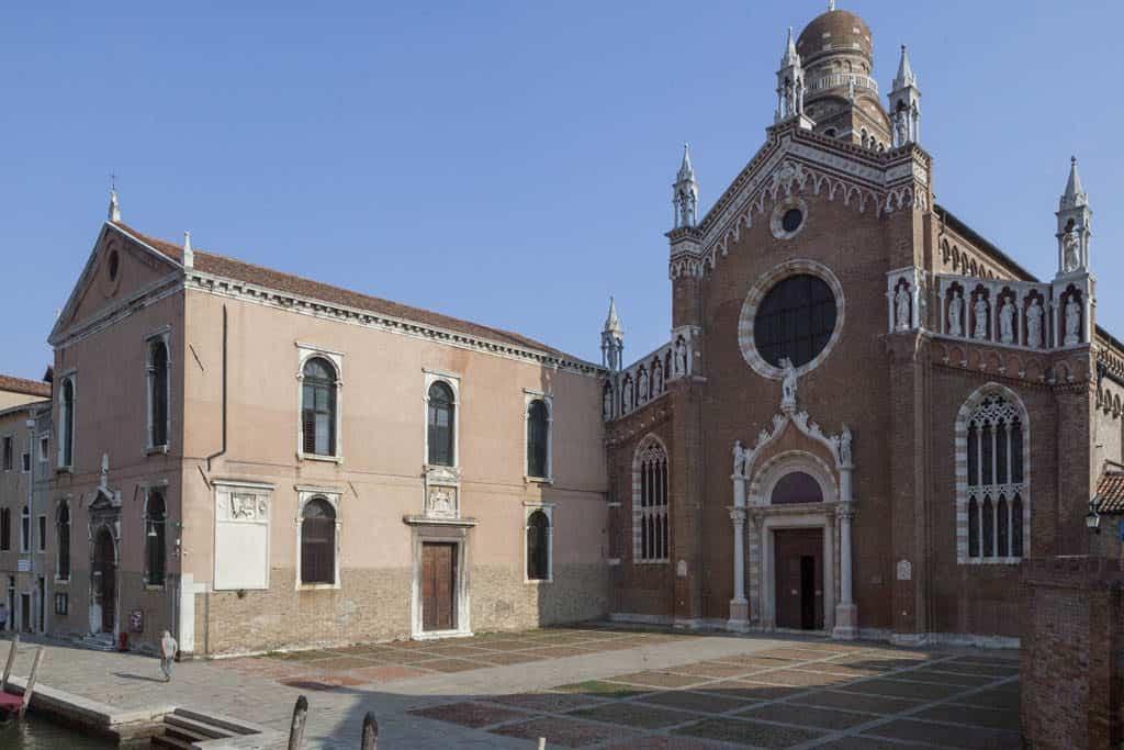 Venezia - Cannaregio - Chiesa della Madonna dell'Orto