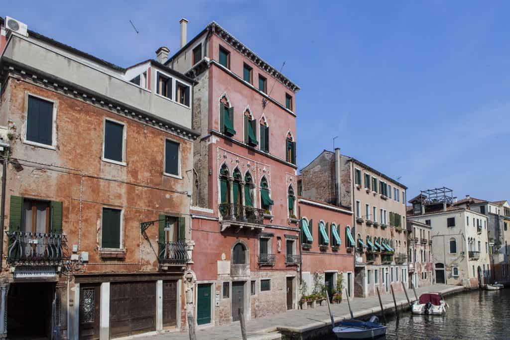 Venezia - Cannaregio - Casa di Tintoretto