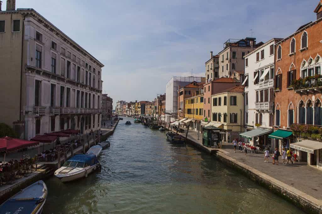 Venezia - Cannaregio - Ghetto Ebraico