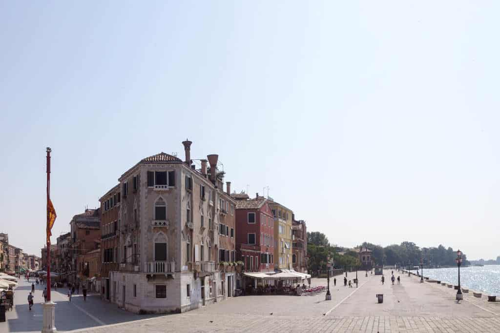 Venezia - Castello - Viale Garibaldi