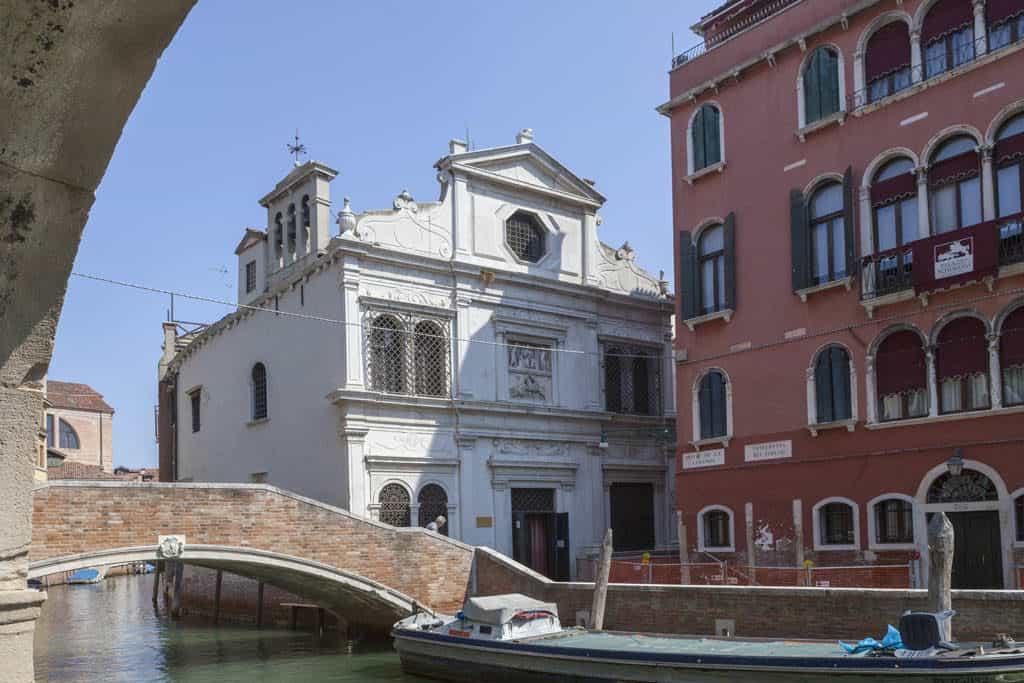 Venezia - Castello - San Giorgio degli Schiavoni