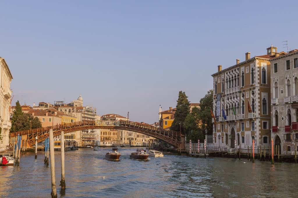 Venezia - Dorsoduro - Ponte dell'Accademia