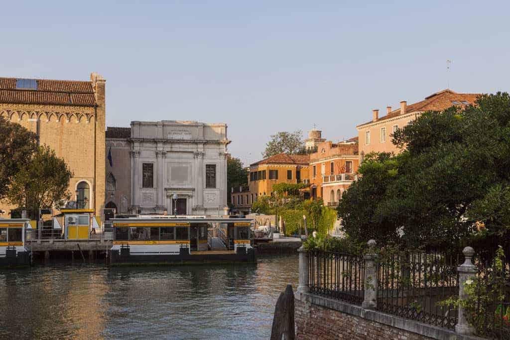Venezia - Dorsoduro - Gallerie dell'Accademia