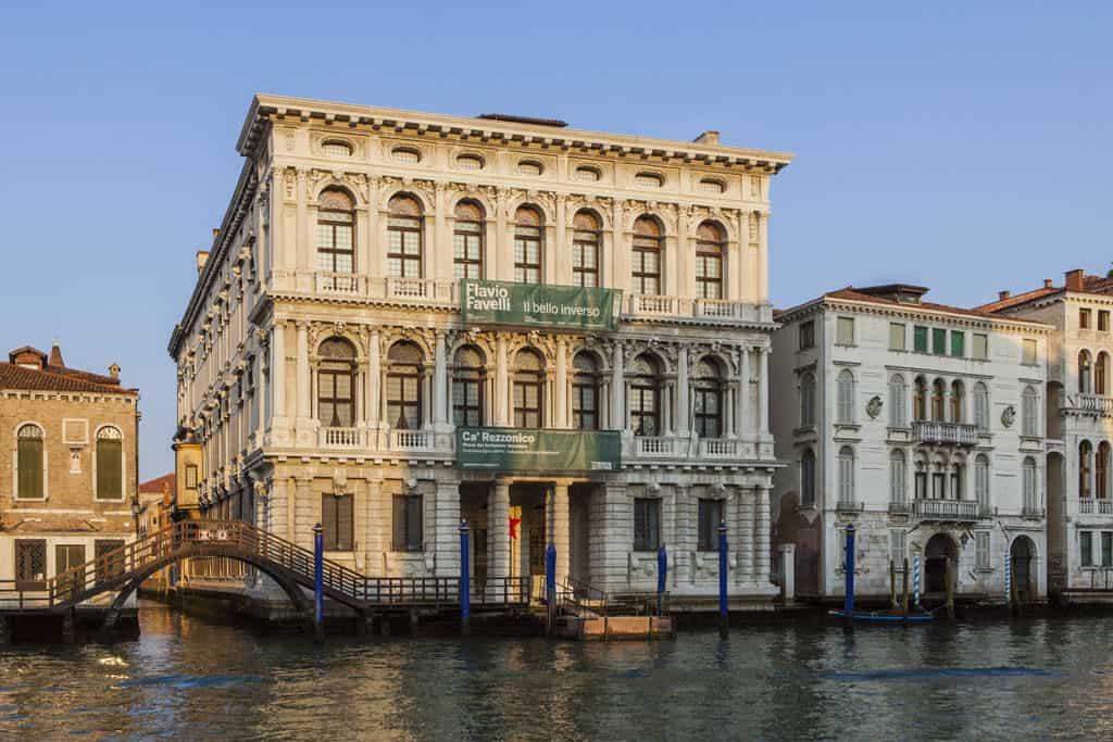 Venezia - Dorsoduro - Ca' Rezzonico