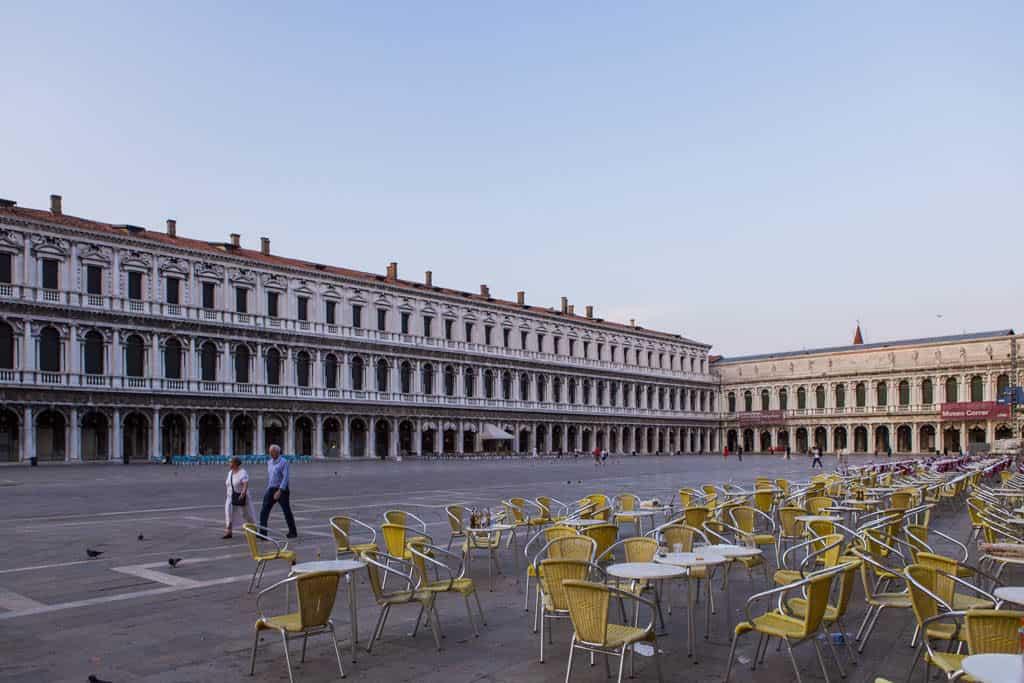 Venezia - San Marco - Piazza S. Marco