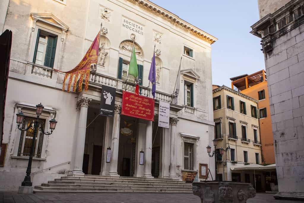 Venezia - San Marco - Teatro La Fenice