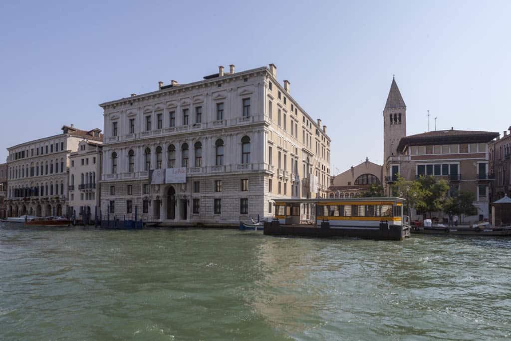 Venezia - San Marco - Palazzo Grassi