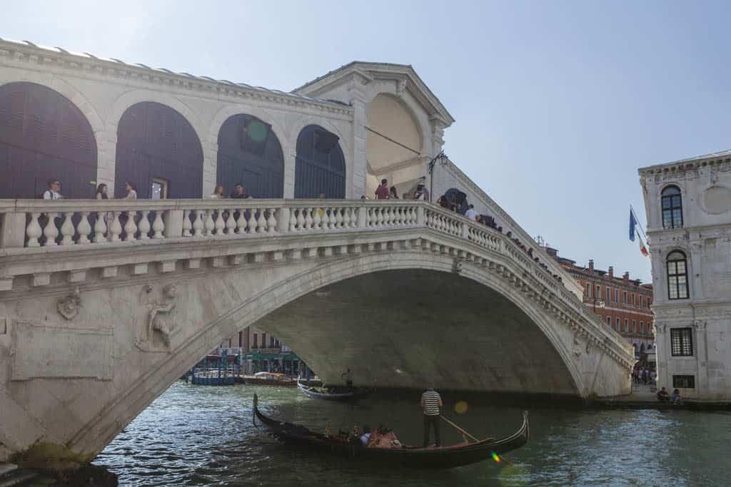 Venezia - San Polo - Ponte di Rialto