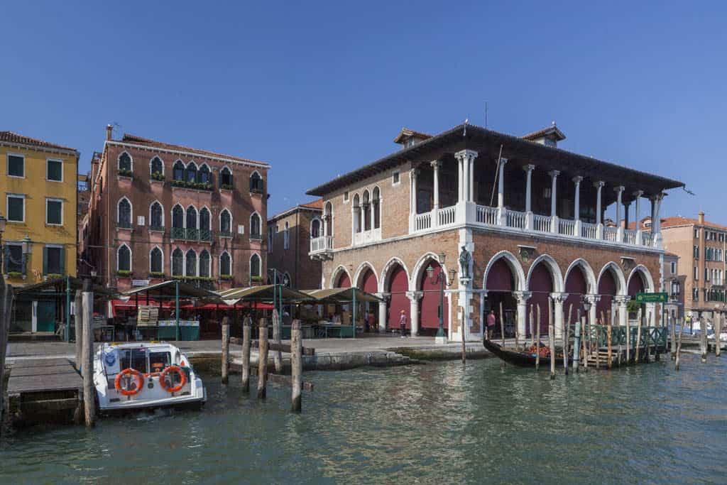 Venezia - San Polo - Mercato di Rialto