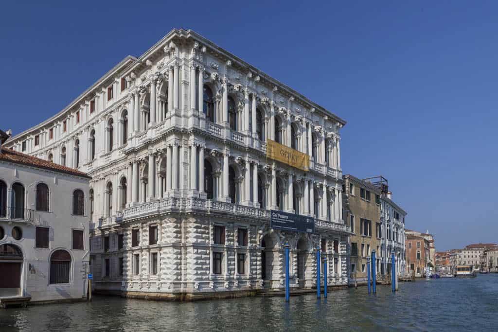 Venezia - San Polo - Ca' Pesaro