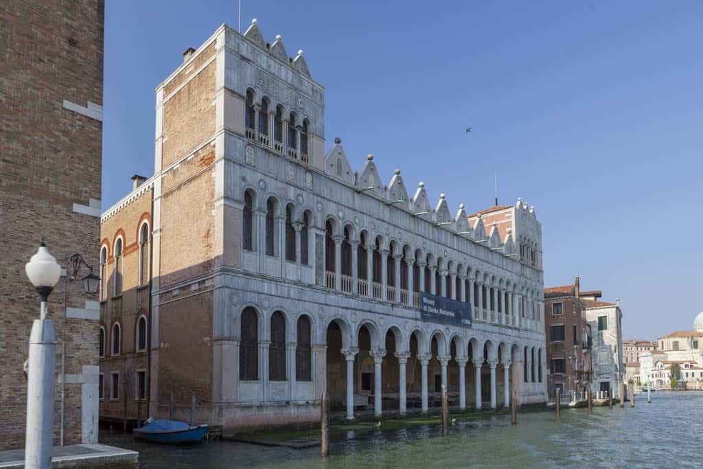 Venezia - San Polo - Museo di Storia Naturale