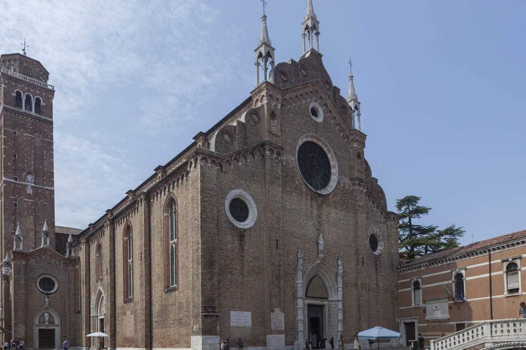 Venezia - San Polo - Basilica dei Frari