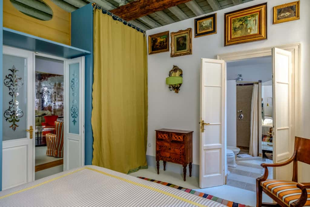 Entrance of the single bedroom - Ca' del Ramo d'Oro Apartment