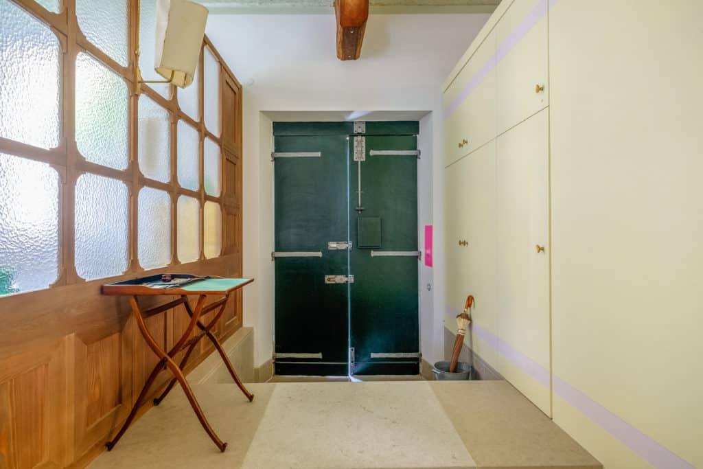 Main entrance door - Ca' del Ramo d'Oro Apartment