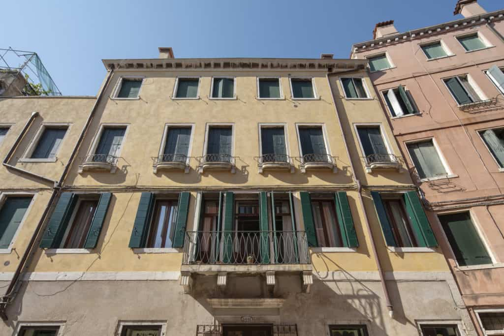 External facade - Casa Graziosa Apartment
