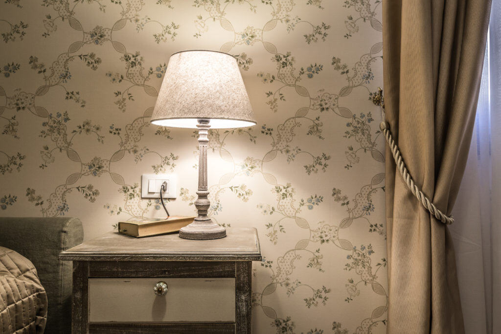 Bedside table - Palazzina Canal Apartment