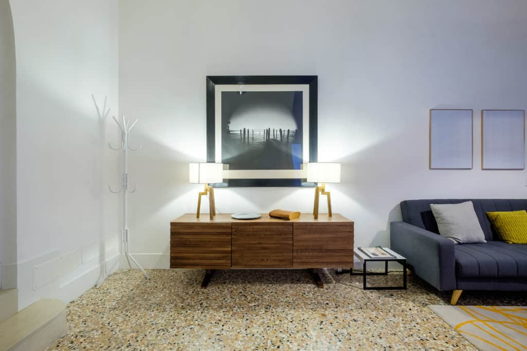 Modern furnishing - Palazzo Molin Guaranà Apartment