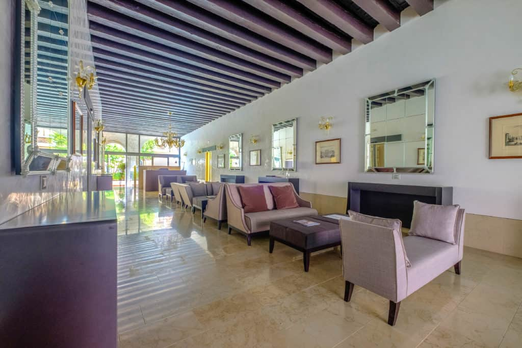Palace reception - Palazzo Molin Massari Apartment